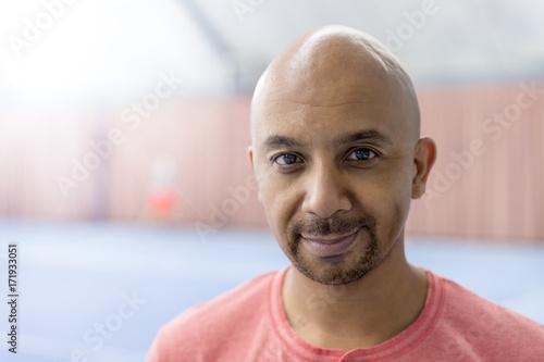 Foto  Portrait eines Mannes