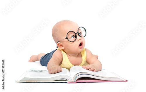 Fotografie, Obraz  baby student
