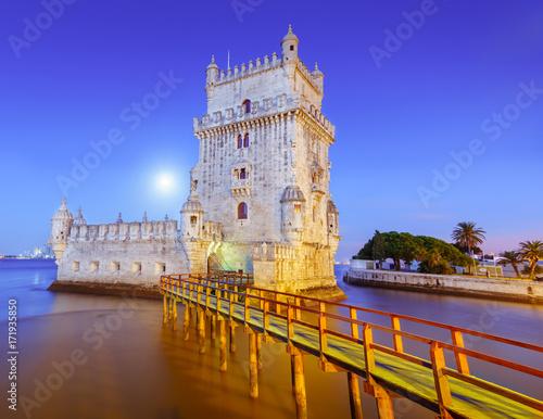 Plakat Wieża Belém