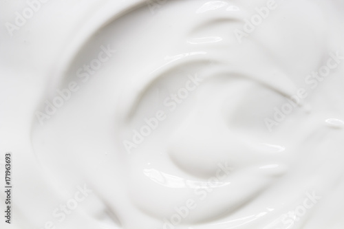 Fotografie, Obraz  Cream, pink and white background