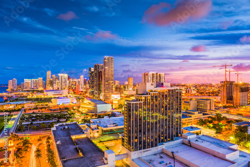 Keuken foto achterwand Verenigde Staten Miami, Florida, USA