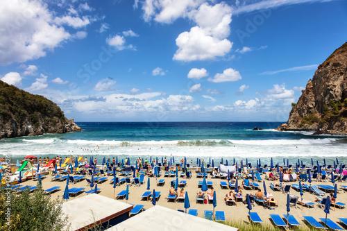 Zdjęcie XXL Plage du Thermal Park Castiglione, Ischia, Zatoka Neapolitańska, Kampania, Włochy