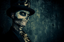 Nightmare Skeleton Man