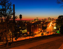 Street Scenes From Libby Hill ...
