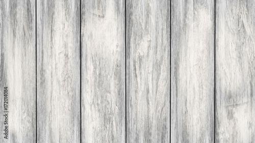 Fototapeta Tło drewniane szaro białe deski obraz