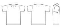 Tshirts Illustration (white / ...