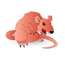 Horrable Vector Rat