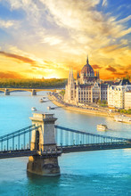 Beautiful View Of The Hungaria...