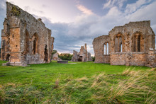Egglestone Abbey Historic Monu...