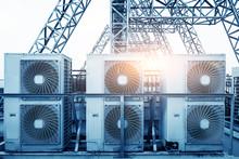 Air Conditioner Units (HVAC) O...