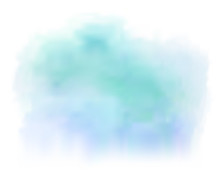 Blue Watercolor Splash Vector Painted Background