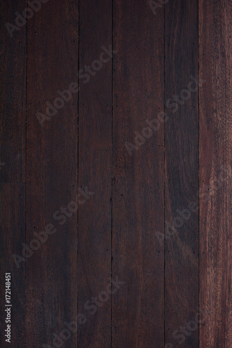 Fototapeta Brown wooden texture for background and backdrop obraz na płótnie