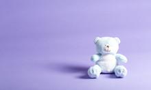 Baby Blue Child's Teddy Bear S...