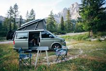 Small Travel Vehicle Camping V...