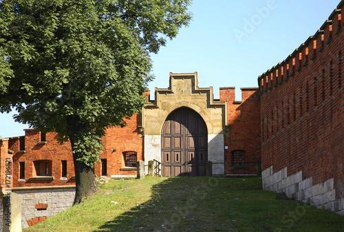 Obraz na dibondzie (fotoboard) Widok na Wawel. Kraków. Polska