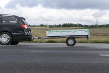 Car With Trailer
