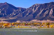 Boulder, Colorado Reservoir An...