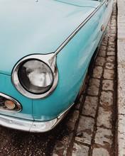 Classic Sports Car Detail