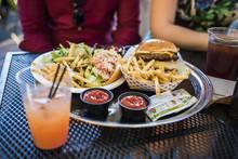 Food, Lobster Roll, Salad, Ket...