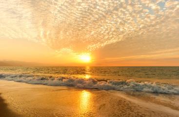 Obraz na SzkleOcean Sunset