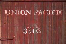 Union Pacific Box Car Lost In ...