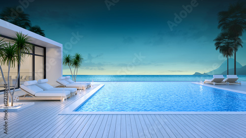 Fine Luxury Modern Style At The Exterior Beach Houses With A Download Free Architecture Designs Scobabritishbridgeorg