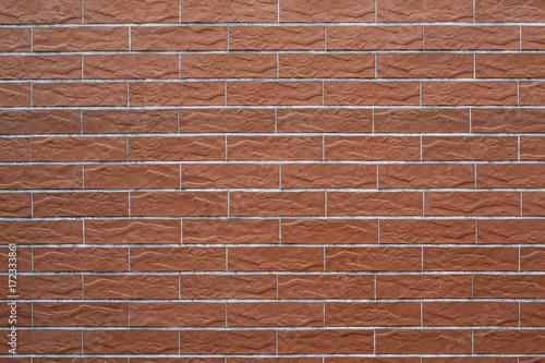 Fototapeta Brown brick