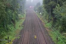 Mist On The Railroad