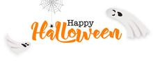 Happy Halloween Poster Card Ve...