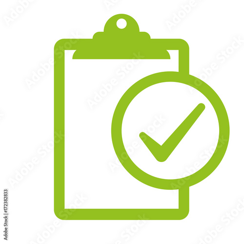 Fotografía  Compliance inspection approved