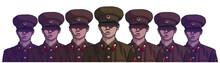 Illustration Of North Korean S...