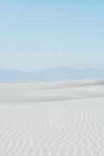Sand Dunes Of White Sands Nati...