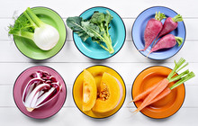 Colorful Vegetables Collection...