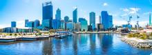 オーストラリア パースの都市風景