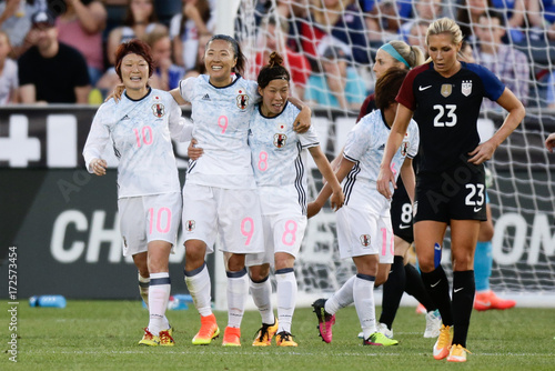 6230eb995e4c Soccer  International Friendly Women s Soccer-Japan at USA. By Isaiah J.  Downing   USA TODAY Sports