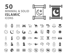 Set Of 50 Minimal And Solid Is...