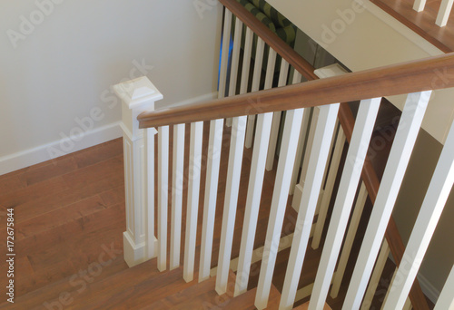 Photo Stands Stairs interior stairs classic wood style modern staircase