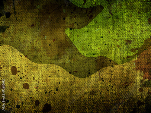 Military grunge background - 172682092