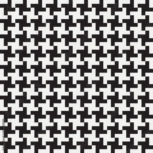 Photo  Pepita seamless pattern