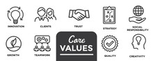 Core Values - Mission, Integri...