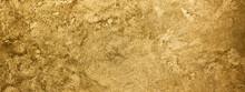 Golden Texture Background. Vin...
