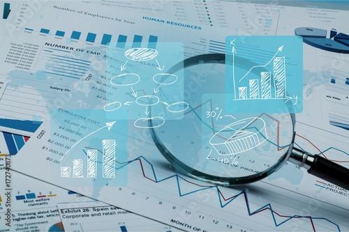 Fototapeta Accounting. obraz