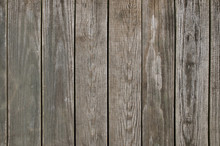 Weathered Wooden Planking Back...