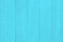 Distressed And Rustic Blue Paint Wood Background