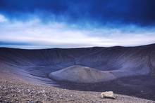Volcanic Fields Covered With L...