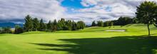 ゴルフ場 ゴルフコース パッティンググリーン