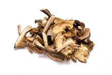Getrocknete Steinpilze Pilze W...