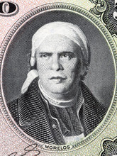 Jose Maria Morelos Portrait Fr...