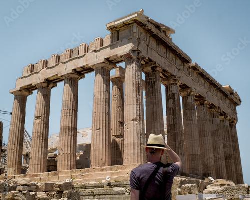 Zdjęcie XXL Przygoda z Akropolu w Grecji