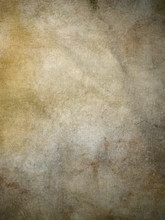 Painterly Vintage Canvas With ...
